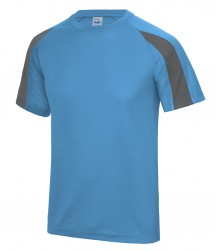 Image 19 of AWDis Cool Contrast Wicking T-Shirt
