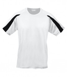 Image 4 of AWDis Kids Cool Contrast T-Shirt