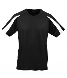 Image 11 of AWDis Kids Cool Contrast T-Shirt