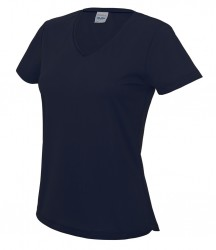 Image 4 of AWDis Cool Girlie V Neck Wicking T-Shirt