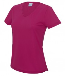 Image 6 of AWDis Cool Girlie V Neck Wicking T-Shirt