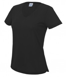 Image 13 of AWDis Cool Girlie V Neck Wicking T-Shirt