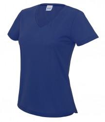 Image 4 of AWDis Cool Girlie V Neck Wicking T-Shirt