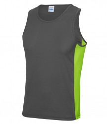 Image 3 of AWDis Cool Contrast Vest