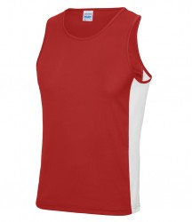 Image 5 of AWDis Cool Contrast Vest