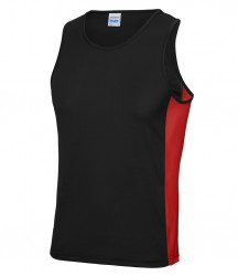 Image 7 of AWDis Cool Contrast Vest