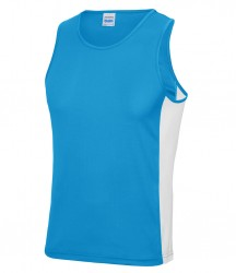 Image 10 of AWDis Cool Contrast Vest