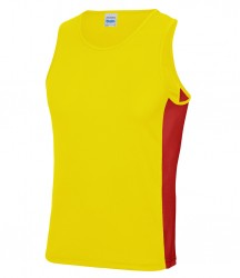 Image 11 of AWDis Cool Contrast Vest