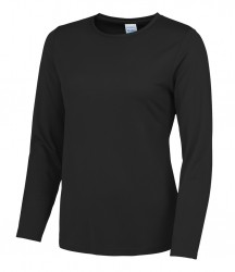 Image 6 of AWDis Cool Girlie Long Sleeve T-Shirt