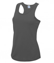 Image 3 of AWDis Cool Girlie Wicking Vest