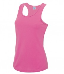 Image 6 of AWDis Cool Girlie Wicking Vest