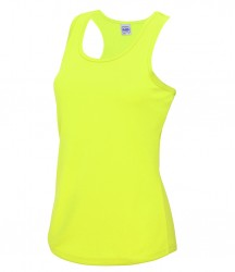 Image 7 of AWDis Cool Girlie Wicking Vest