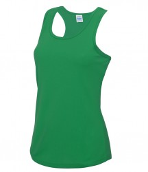 Image 12 of AWDis Cool Girlie Wicking Vest