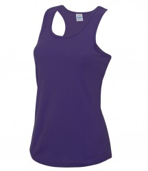 Image 13 of AWDis Cool Girlie Wicking Vest
