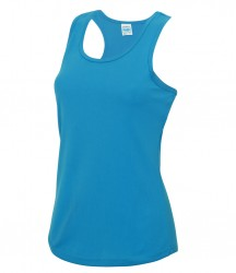Image 15 of AWDis Cool Girlie Wicking Vest