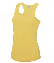 Image 16 of AWDis Cool Girlie Wicking Vest