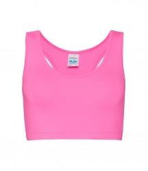 Image 4 of AWDis Cool Girlie Sports Crop Top