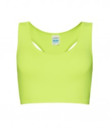 Image 3 of AWDis Cool Girlie Sports Crop Top