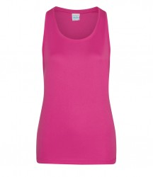Image 4 of AWDis Cool Girlie Smooth Sports Vest
