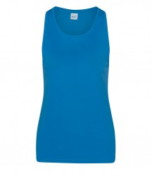 Image 6 of AWDis Cool Girlie Smooth Sports Vest
