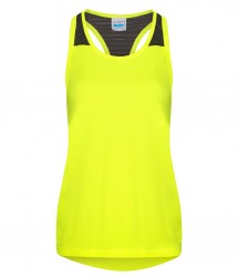 Image 4 of AWDis Cool Girlie Smooth Workout Vest