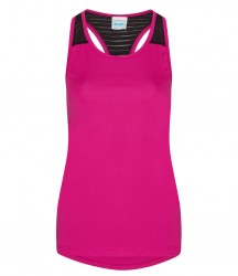 Image 5 of AWDis Cool Girlie Smooth Workout Vest