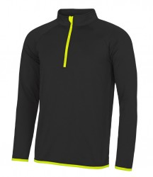 Image 5 of AWDis Cool Half Zip Sweat Top