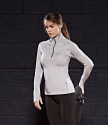 Image 1 of AWDis Cool-Flex™ Girlie Half Zip Top