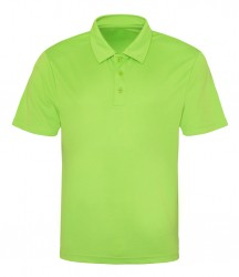 Image 25 of AWDis Cool Wicking Polo Shirt