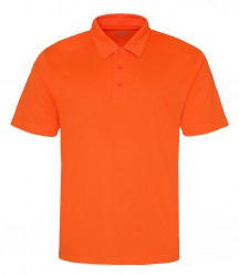 Image 4 of AWDis Cool Wicking Polo Shirt
