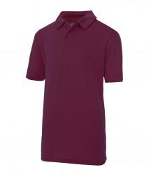 Image 7 of AWDis Kids Cool Wicking Polo Shirt