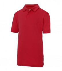 Image 13 of AWDis Kids Cool Wicking Polo Shirt