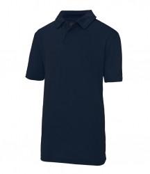 Image 9 of AWDis Kids Cool Wicking Polo Shirt