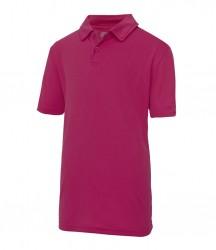Image 10 of AWDis Kids Cool Wicking Polo Shirt