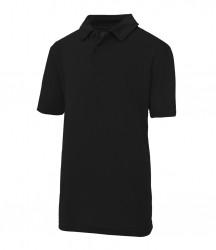 Image 11 of AWDis Kids Cool Wicking Polo Shirt