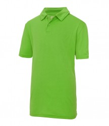 Image 12 of AWDis Kids Cool Wicking Polo Shirt