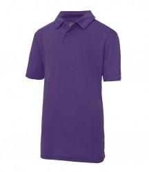 Image 13 of AWDis Kids Cool Wicking Polo Shirt
