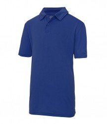 Image 8 of AWDis Kids Cool Wicking Polo Shirt