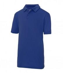 Image 3 of AWDis Kids Cool Wicking Polo Shirt