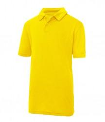 Image 5 of AWDis Kids Cool Wicking Polo Shirt