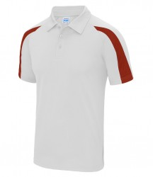 Image 17 of AWDis Cool Contrast Polo Shirt