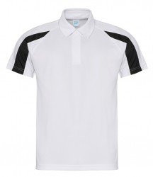 Image 16 of AWDis Cool Contrast Polo Shirt