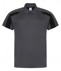 Image 2 of AWDis Cool Contrast Polo Shirt