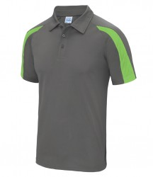 Image 3 of AWDis Cool Contrast Polo Shirt
