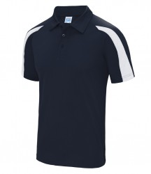 Image 4 of AWDis Cool Contrast Polo Shirt