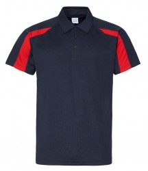 Image 5 of AWDis Cool Contrast Polo Shirt