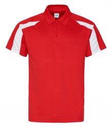 Image 6 of AWDis Cool Contrast Polo Shirt