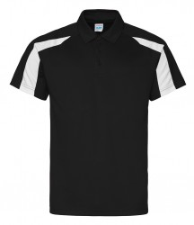 Image 8 of AWDis Cool Contrast Polo Shirt