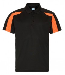 Image 9 of AWDis Cool Contrast Polo Shirt