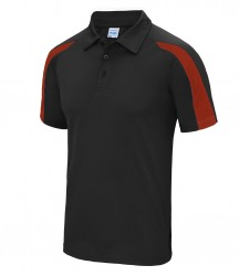Image 10 of AWDis Cool Contrast Polo Shirt